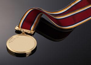 金メダルの画像